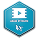 Adobe Premier badge