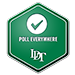 Poll Everywhere badge
