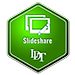 Slideshare badge