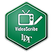 Videoscribe badge